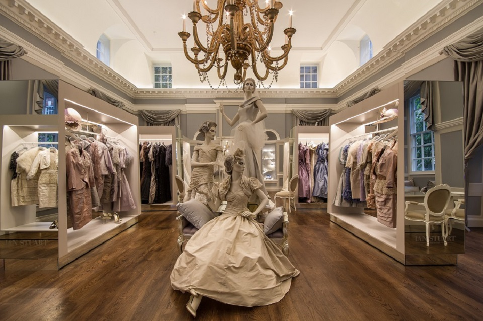 Ian Stuart Blewcoat Boutique